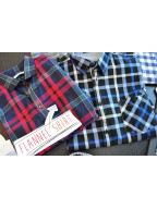 MIDWEIGHT FLANNEL SH...
