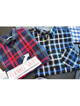 MIDWEIGHT FLANNEL SHIRTS
